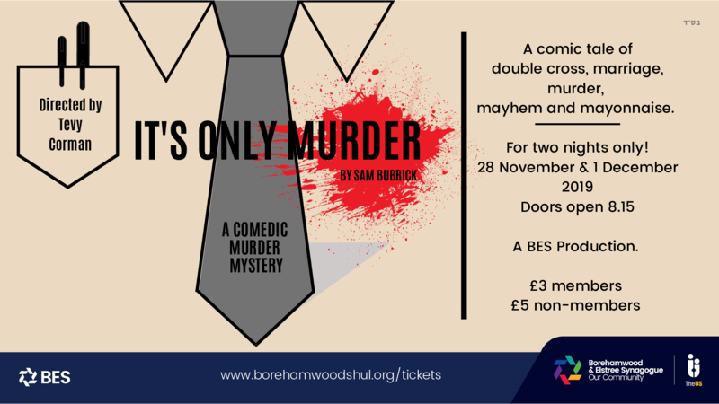 It's Only Murder - BES PLay